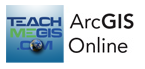 TeachMeGIS on ArcGIS Online!